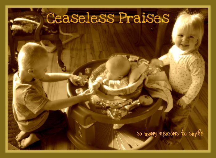 Ceaseless Praises