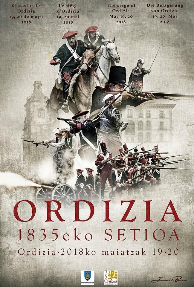 Ordizia - 1835