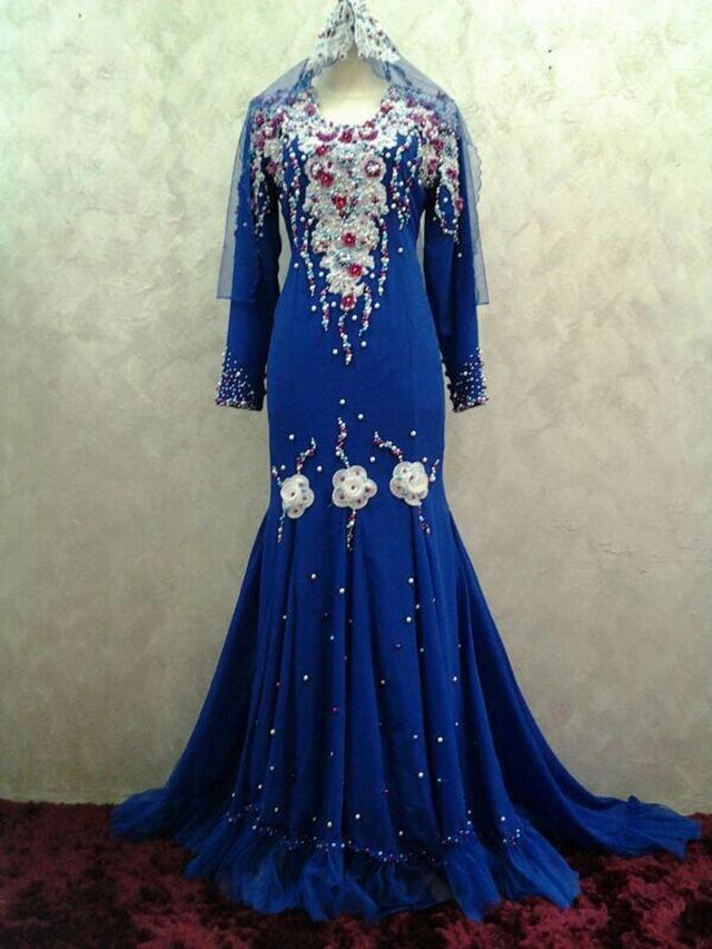 Baju pengantin 2013