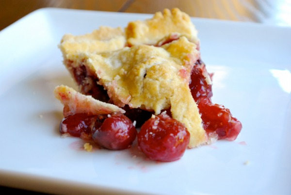 cherry pie yet this summer and that is a shame . I think cherry pie ...