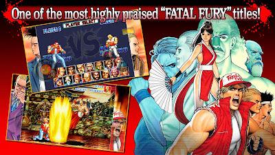 Fatal Fury Special Apk v1.0.0 Premium