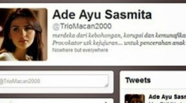 Ternyata Pemilik Akun TwItter @TrioMacan2000 Seorang Pengacara
