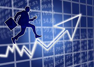 Las empresas dispara su crecimiento al 6,7%