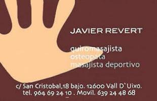 JAVIER REVERT