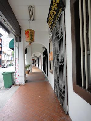 Telok Ayer Shophouses Singapore