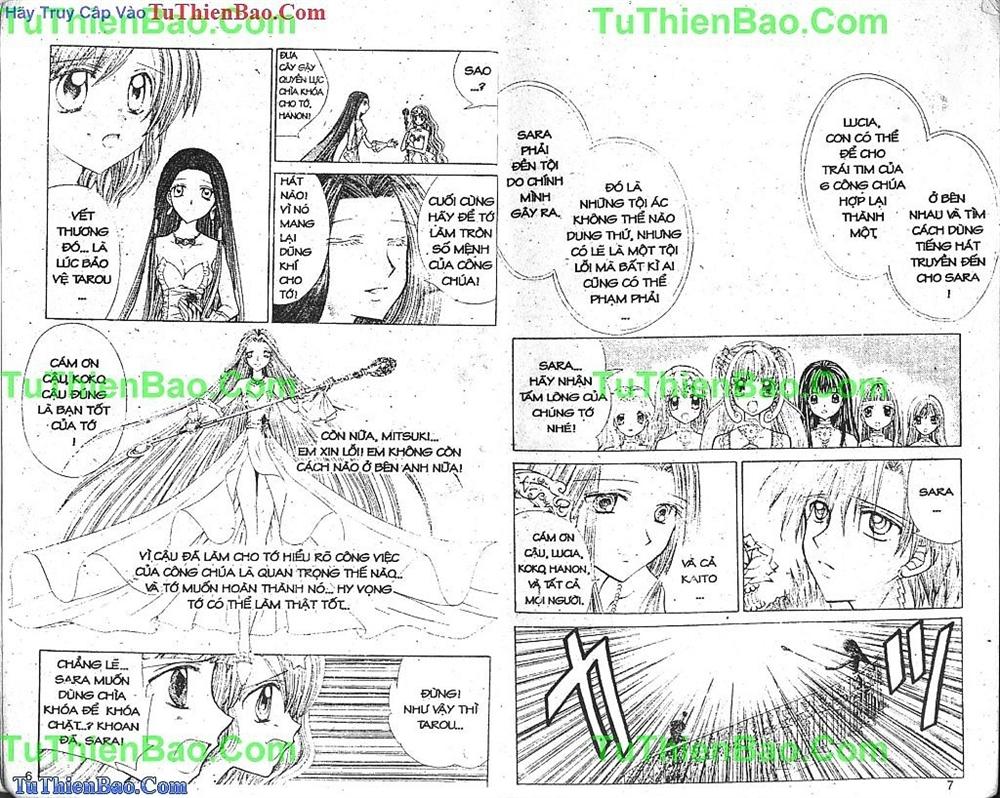 Viên Ngọc Nàng Tiên Cá Chapter 5 - Trang 2