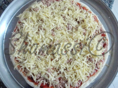 a7 طريقة عمل البيتزا للمبتدئات