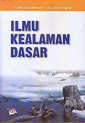 toko buku rahma: buku ILMU KEALAMAN DASAR, pengarang hariwijaya soewandi,penerbit ghalia indonesia