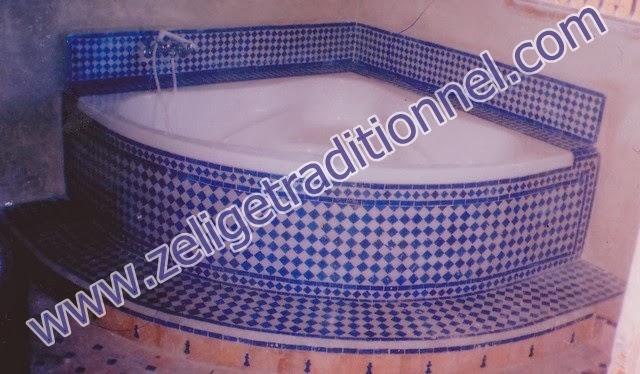 deco--zellige.blogspot.com/: Des salles du bain en Zellige ...