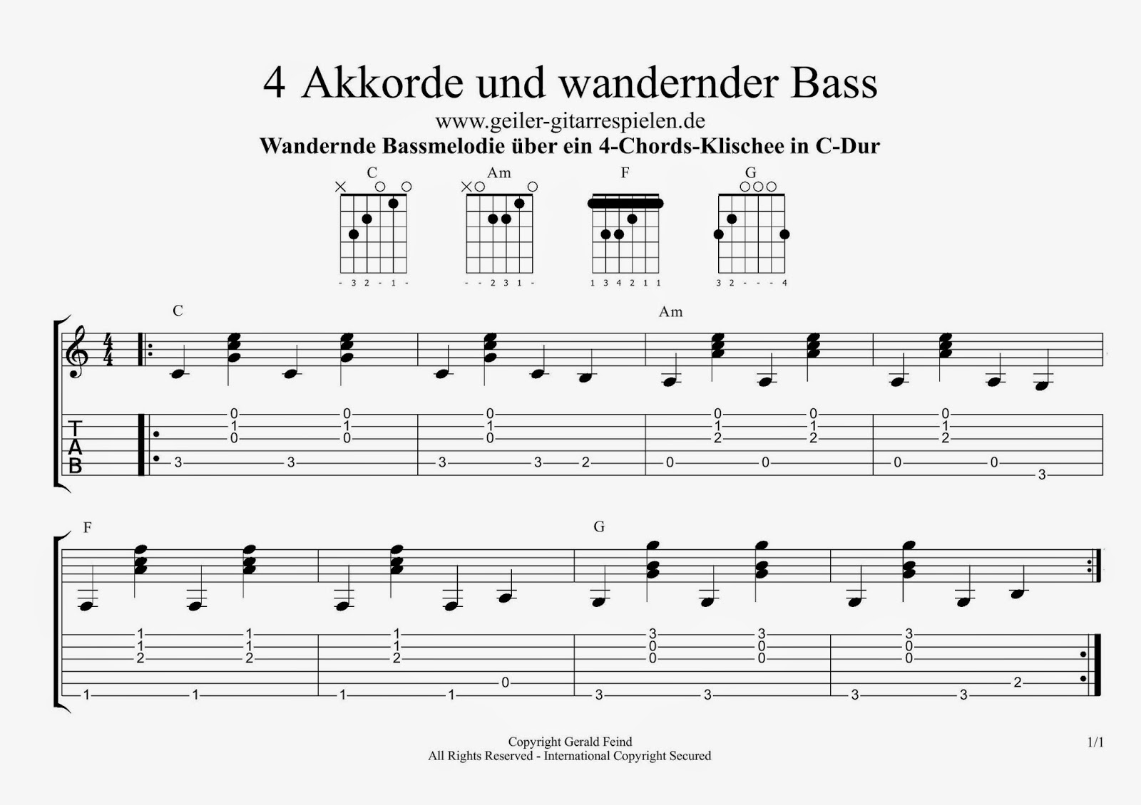 stand by me chords und tabs einfach geiler gitarre spielen. Black Bedroom Furniture Sets. Home Design Ideas
