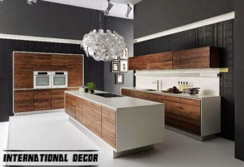 Original And Contemporary Chandeliers For The Kitchen