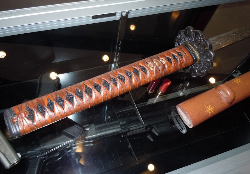 Sucker Punch Babydoll katana hilt