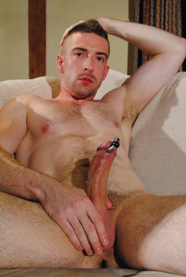 Hunks in cock rings