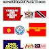 BUKAN MALAYSIA SAHAJA YANG SAMBUT MERDEKA PADA 31 OGOS