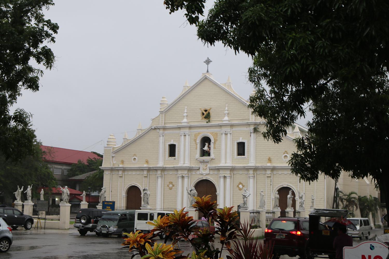travel Vigan Ilocos Tour Sur Philippines tour tourism St Pauls Metropolitan Cathedral