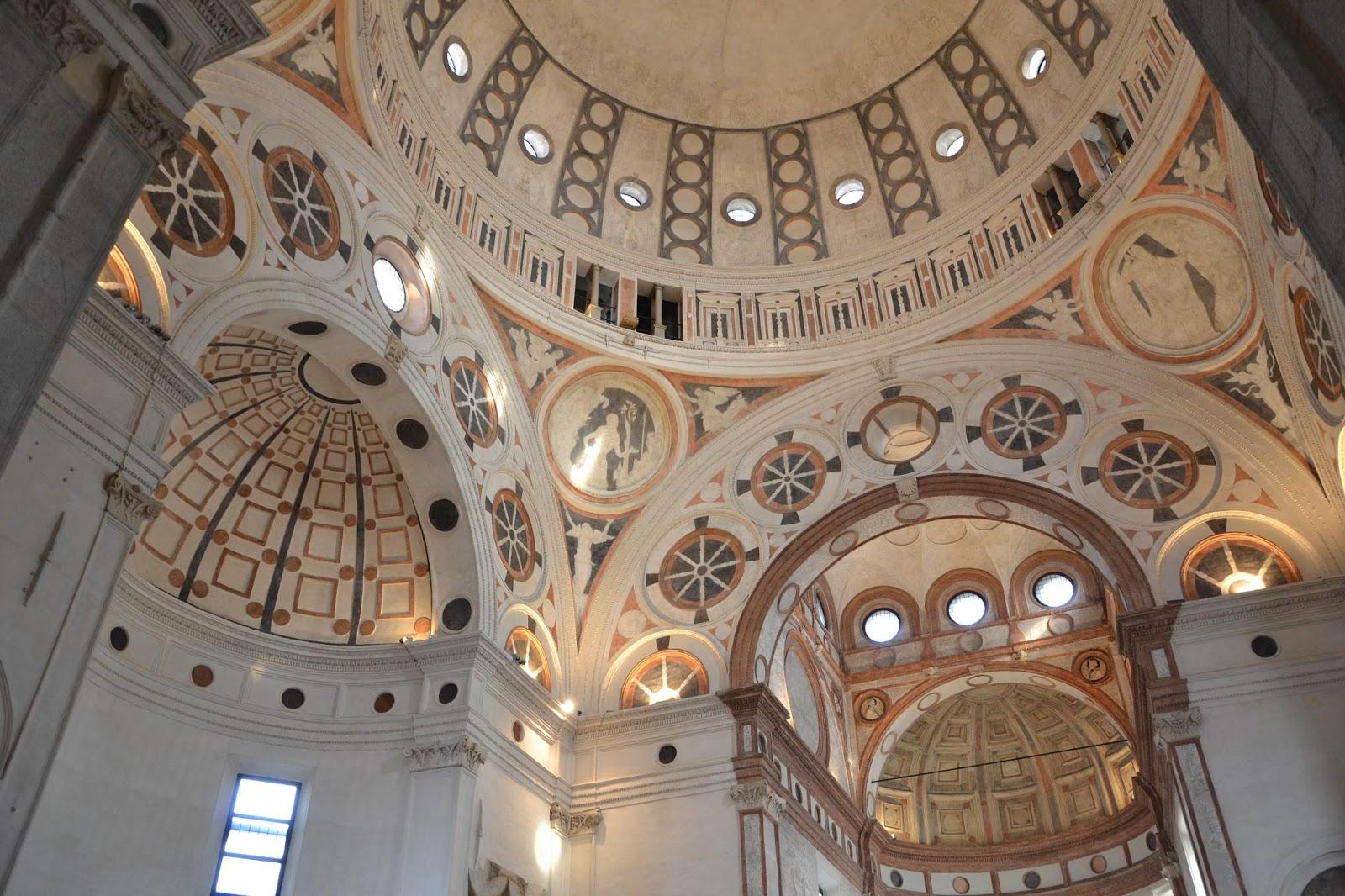 Санта Мария делле Грацие внутри