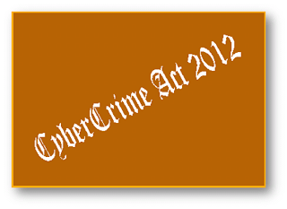 Cybercrime Act of 2012