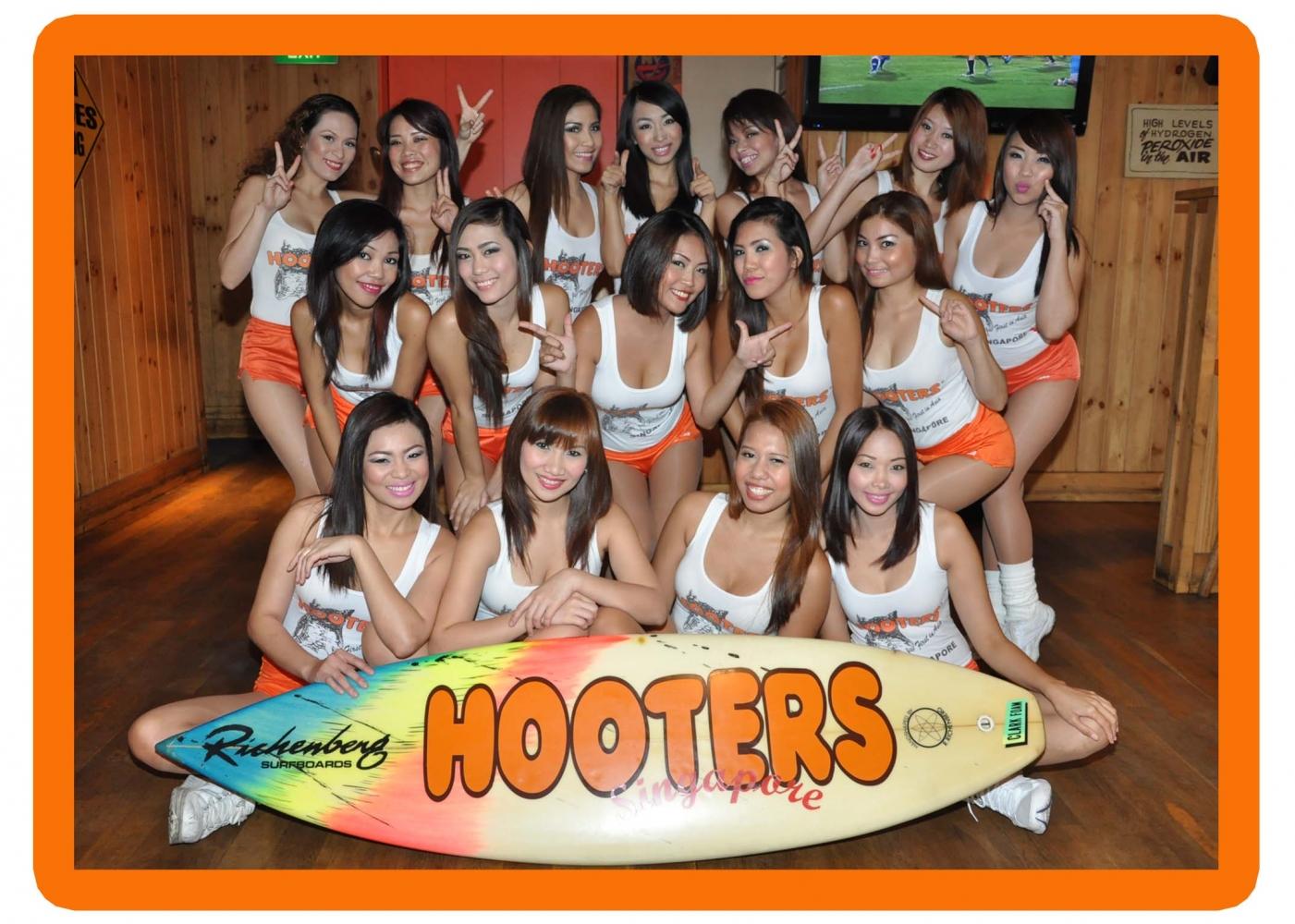 Смотреть онлайн hooter nation 14 фотография
