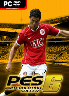 PES 6 Pro Evolution Soccer 6 PC Game