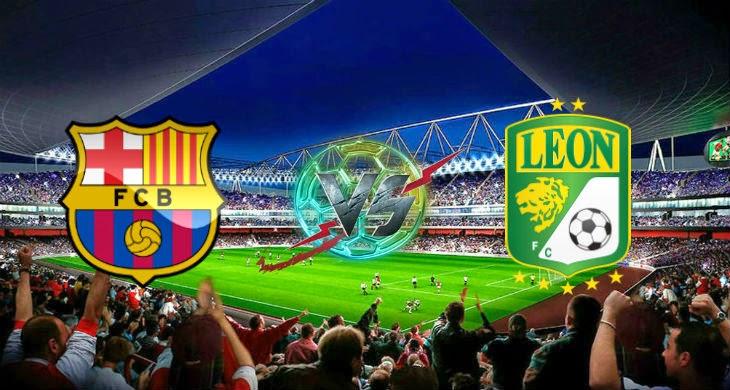 Prediksi Bola Barcelona vs Leon 19 Agustus 2014