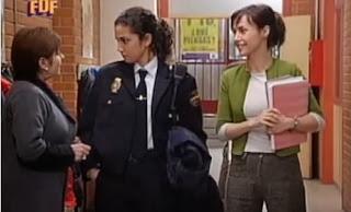Toni Acosta (Vera), Tina Sáinz (Tere), Ana Otero (Nuria)