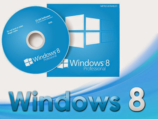 Download Windows 8 Profesional 32Bit / 64Bit Full ISO