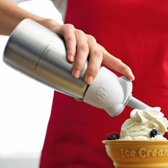 Gift Idea - iSi Whip Cream Maker