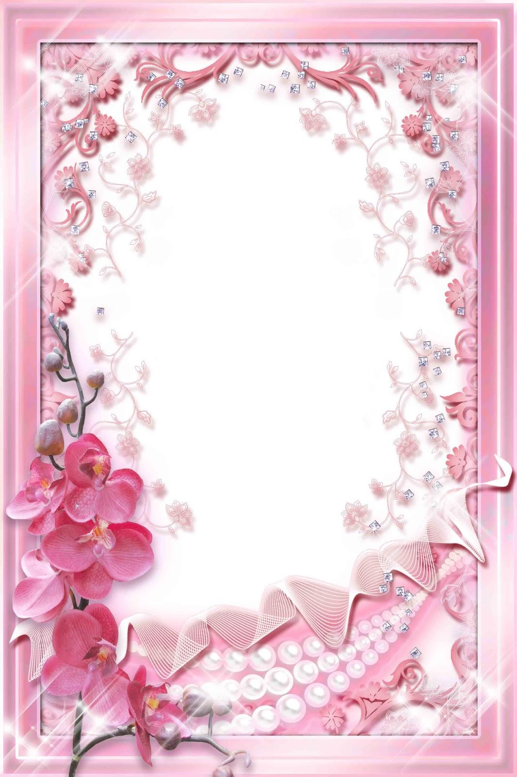 pink frame psd | psd frame
