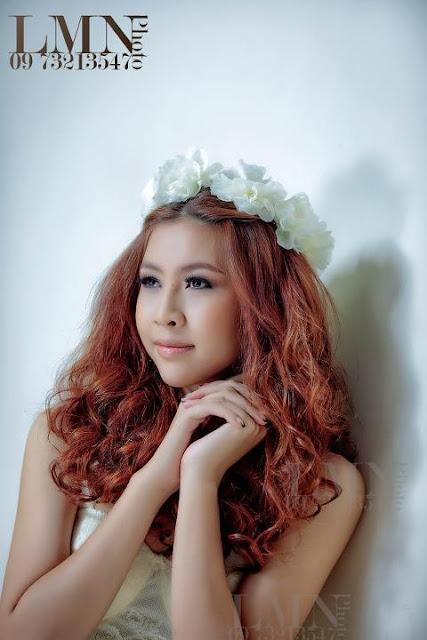 Myanmar Model -Thandar Bo - White Angel