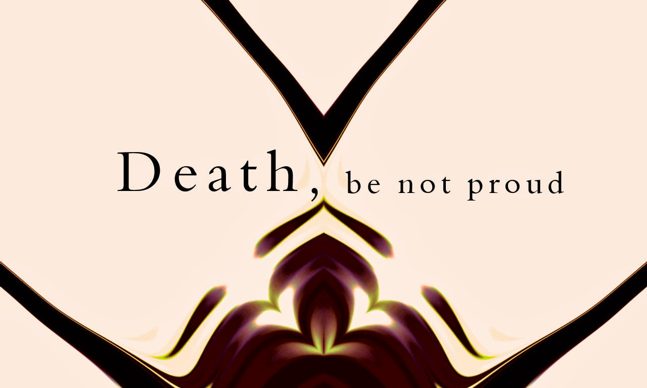 death be not proud john donne essays