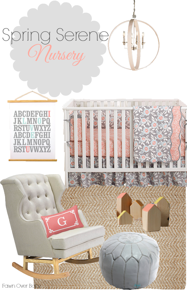 Perfect Balboa Baby Bedding Inspired Nursery Design