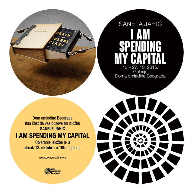 """I am spending my capital"""
