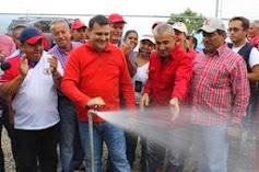 2014 año de consolidación de obras en Aguas de Mérida