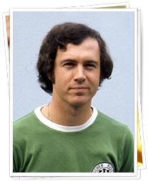 Franz Beckenbauer Pemain sepak bola terbaik di dunia sepanjang masa