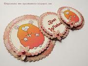 Best Wishes Embellishments / Wszystkiego Najlepszego Ozdoby do Scrapbookingu (best wishes tags)