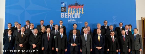 Encontro de ministros do Exterior em Berlim mostra divergências na Otan