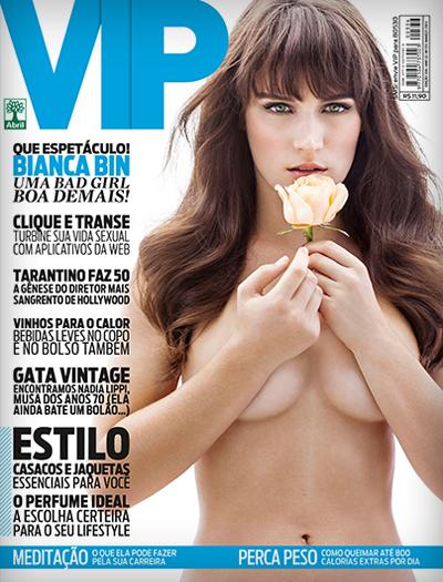 Download – Bianca Bin – Revista VIP – Março 2013