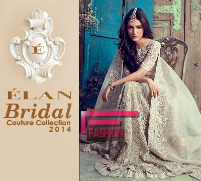 Elan Bridal Couture Collection 2014