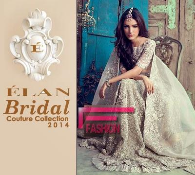 Elan Bridal Couture Collection 2014