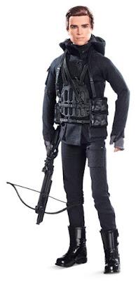 TOYS : JUGUETES - BARBIE Collector - Gale Hawthorne | Muñeco - doll | The Hunger Games : Mockingjay Part 2 | Los Juegos del Hambre : Sinsajo Parte 2 | Mattel 2015 | Comprar
