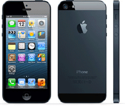 Apple iPhone 5 (black)