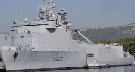 navio siroco ndm bahia brasil compra da frança