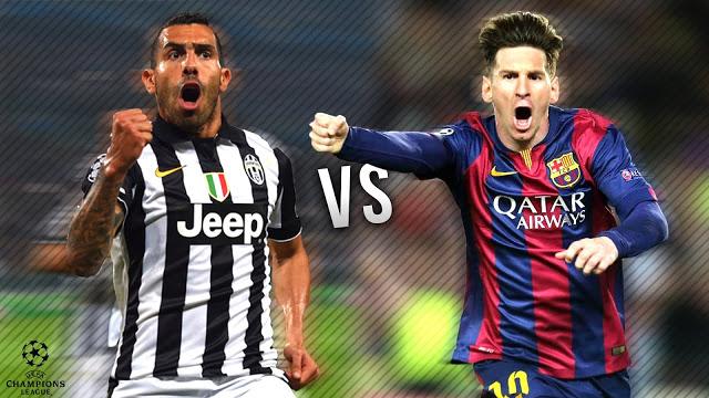 Barcelona vs Juventus Champions league final