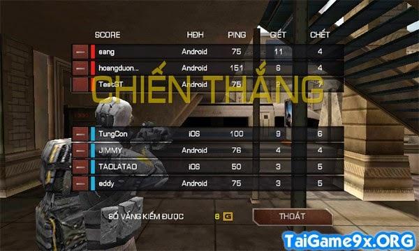 Chiến Binh CS - Game Bắn Súng Thuần Việt - 15084