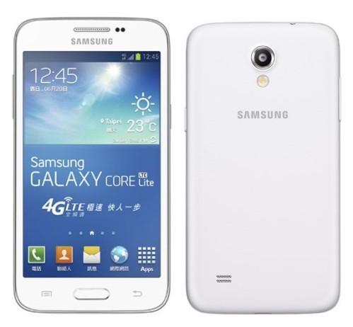 Uno smartphone LTE 4G android economico: ecco Galaxy Core Lite