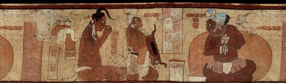 mayan history essay The maya myth of creation print popol vuh, according to the maya, contains their history in this book, the creation myth plays a prominent role.