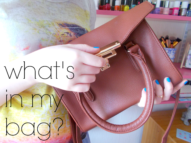 whats in my bag tag youtube primark