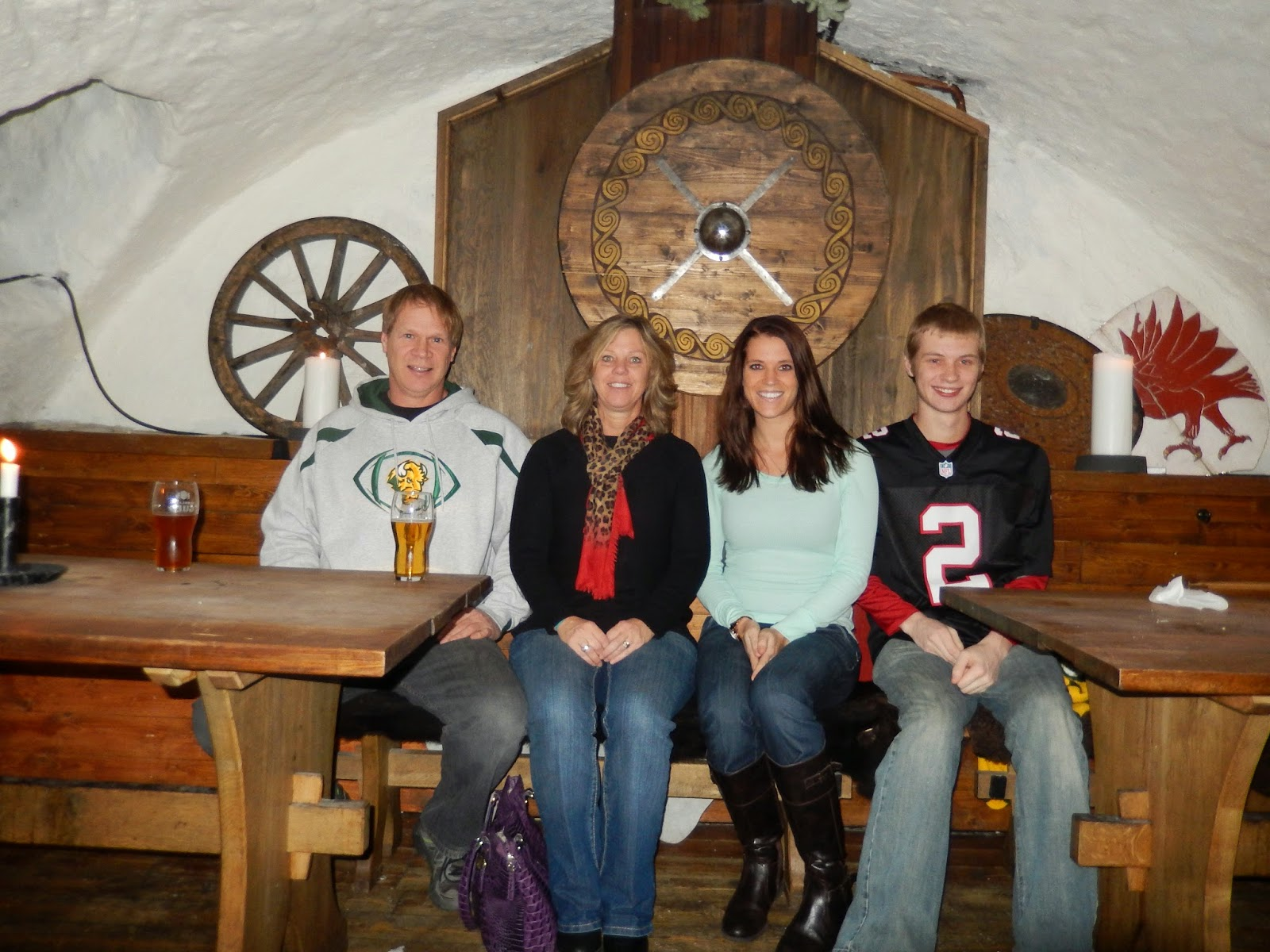 Stockholm basement pubs