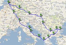 De Voorgenomen Route
