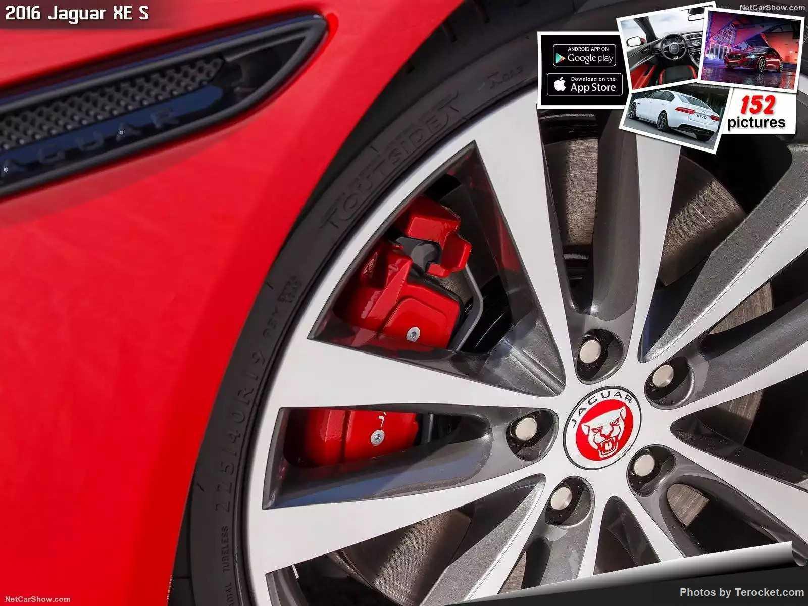 Hình ảnh xe ô tô Jaguar XE S 2016 & nội ngoại thất